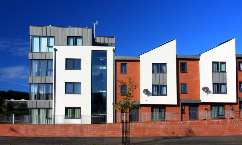 Housing projects in N.I. from BGA Architects